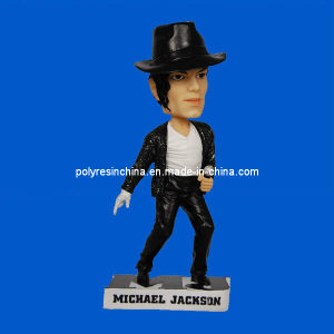 Customized Polyresin Resin Bobble Head Doll Factory pictures & photos