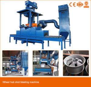 Shot Blast Cleaning Machine for Automobile Hub pictures & photos