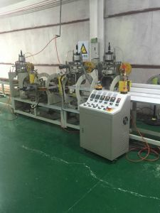High Capacity PVC Marble Profile Plastic Extruding Making Machinery pictures & photos