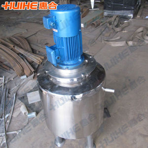 Stainless Steel Vacuum Homogenizer Emulsifier pictures & photos