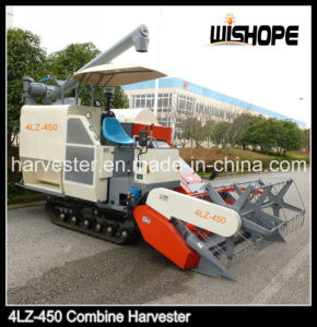 High Productivity Low Fuel Consumption Harvester for Grain and Wheat pictures & photos