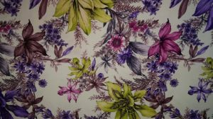 Printed Fabric Popular in MID East pictures & photos