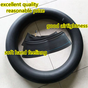 Natural Rubber Motorcycle Inner Tube (3.25-18) pictures & photos