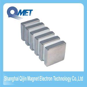 N35 Permanent Neodymium Material Block Magnet