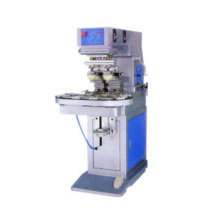 Two Color Rotary Pad Printing Machine (M2/C)