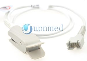 Masimo SpO2 Sensor Multisite Lncs Db9-Pin Adult Finger Clip SpO2 Sensor pictures & photos