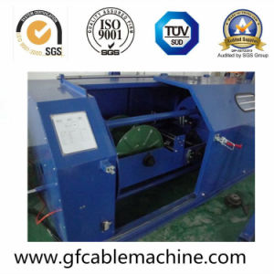 High Presion Suitable for More Than 2 Strands of Coated Core Wire Double Twisting Machine pictures & photos