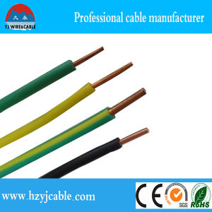 2 Cores, 3 Cores Single Wiring Cable Electrical Wire Ningbo pictures & photos