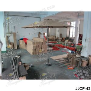 Outdoor Umbrella, Central Pole Umbrella, Jjcp-42 pictures & photos