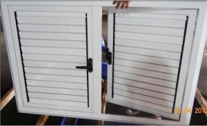 French Style Aluminium Shutter (WJ-ALU S-004)