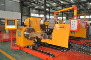 CNC Pipe Profile Cutting Machine, Plasma Pipe Cutter pictures & photos