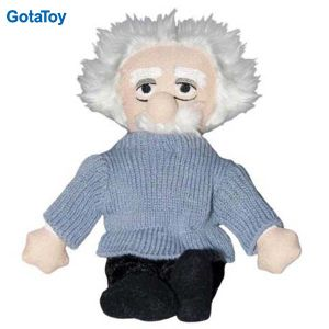 Custom Stuffed Plush Scientist Doll Soft Toy Doll pictures & photos