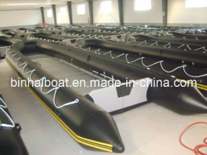 23ft 7 Meters for 16 Persons Inflatable Boat Bh-E 700 with CE