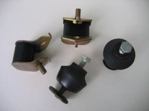 NBR SBR Vibration Rubber Isolators for Railway pictures & photos