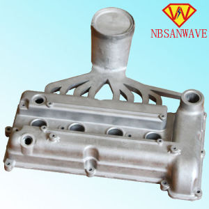 Pressure Die-Casting for Cylinder Head Casing
