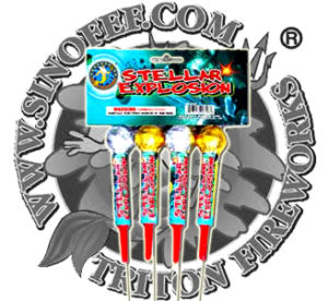 Double Ring Rocket Fireworks Factory Direct Price pictures & photos