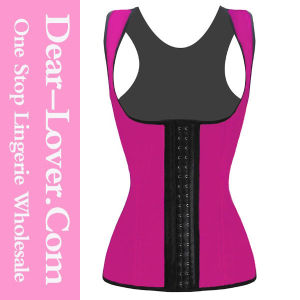 Wholesale Steel Bones Waist Training Corsets pictures & photos