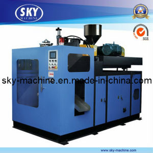 Full Automatic Extrusion Blow Molding Machine for HDPE, PP Bottle pictures & photos
