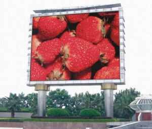 High Brightness P16 Flexible LED Display Panel (UC-OF-P16CR-2R1G1B-S)