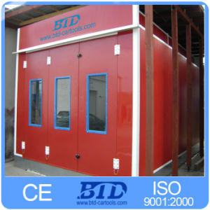 Auto Oven/ Auto Repair Room with CE, ISO (Economy model, CE, 2 Years Warranty Time) pictures & photos