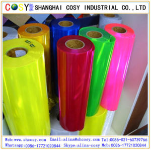 PVC Reflective Heat Transfer Vinyl/Film with High Quality for Garment pictures & photos