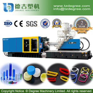 High Efficiency Automatic Plastic Preforms/Caps Injection Molding Machine pictures & photos