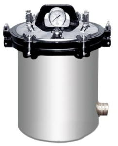 Autoclave China Portable Portable Autoclave Sterilizer pictures & photos