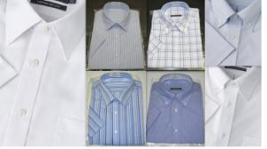 Mens Pure Cotton Shirt Short Sleeve-Ll-S06 pictures & photos