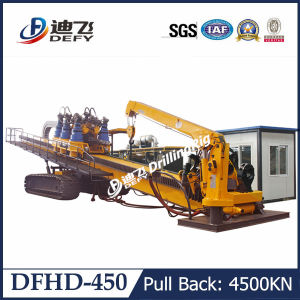 15ton HDD Machine, Horizontal Directional Drilling Machine for Sale pictures & photos