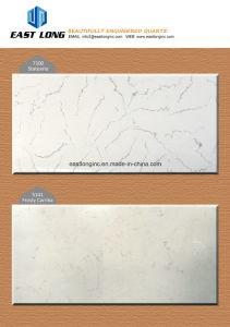 Calacatta Artificial Quartz Stone pictures & photos