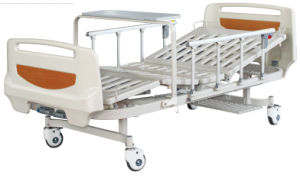 Manual Hospital Bed L1 pictures & photos