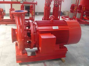 Stable Constant-Pressure Fire Fighting Pump with Jockey Pump (XBD-SLOW) pictures & photos