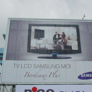 Elegant Super Size Trivision Billboard with Wave Type Performance pictures & photos