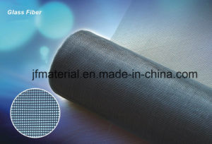 18*16mesh Black (charcoal) Invisible Fiberglass Screen Mesh pictures & photos