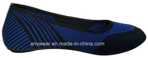Comfort Lifestyle Flyknitting Footwear Women Sports Casual Shoes (516-9998) pictures & photos