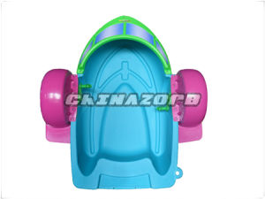Factory Price Enginerring Plastic Boat Water Paddle Boat pictures & photos