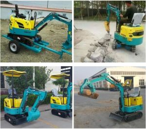 Cheap Excavators for Sale pictures & photos