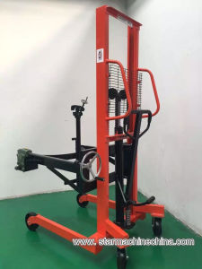 Manual Hydraulic Drum Stacker (SMCC-350) pictures & photos
