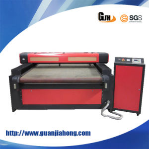 Clothe/Leather/Shoes/Fabric Toy/ Auto-Feeding Laser Cutting Machine pictures & photos