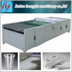 Fully Automatic Plastic Cup Stacking Machine pictures & photos
