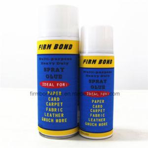 Auto Spray Glue for Foam to Plastic, Metal, Wood, Felt pictures & photos