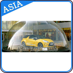 Popular Inflatable Bubble Tent for Car Cover, Best Inflatabel Snow Globe for Car Exhibition pictures & photos