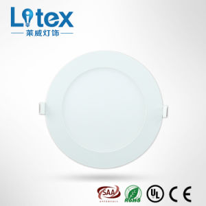 8W Pkw Aluminum LED COB Panel Light for Indoor-Decoraration with TUV (LX328/8W)