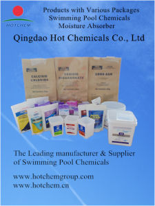 Swimming Pool Chemicals in All Kinds of Packages Bags/Pails/Boxes/Drums pictures & photos