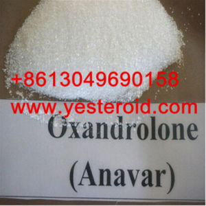Bodybuilding Anabolic Hormone Oxymetholon Anadrol 50mg/Ml Oral Steroids