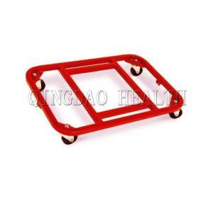 """30""""X60"""" Wood Deck Platform Handtruck pictures & photos"""