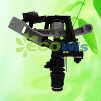 "1/2"" Male Plastic Lawn Irrigation Sprinkler Head (HT1001C) pictures & photos"