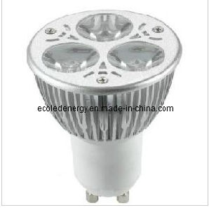 LED Light GU10 6W with CE and Rhos pictures & photos
