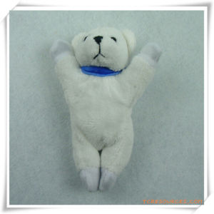 Stuffed Plush Toy Bear Fridge Magnet for Promotion pictures & photos