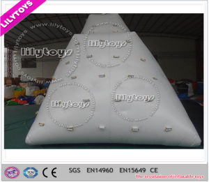 2017 High Quality White Color Inflatable Iceberg Floating Water Iceberg Water Game for Lake (J-water park-117) pictures & photos